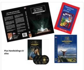 'n Alles in een Toerustingpakket (DVD + Boek)